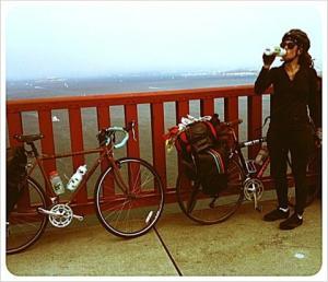 the bike trip